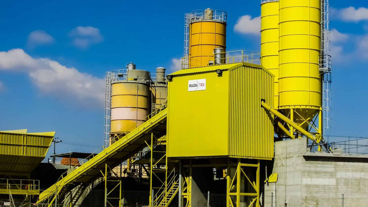 Mineral processing equipment and batching plants company offers manufacturing agreement