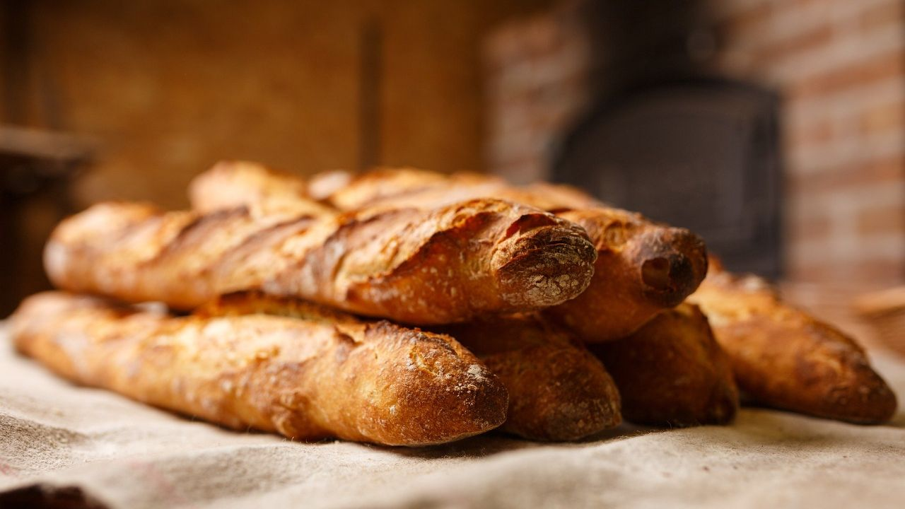 French ready-to-cook kits to make baguettes (distributors needed)