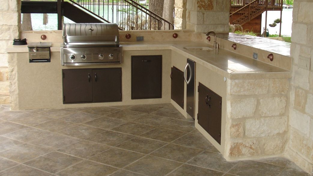 OFFER: high quality custom-made outdoor kitchens