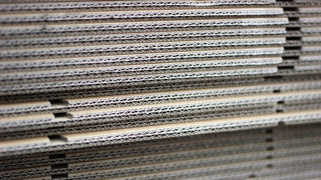 Corrugated boards are requested by an SME from Poland under manufacturing agreement