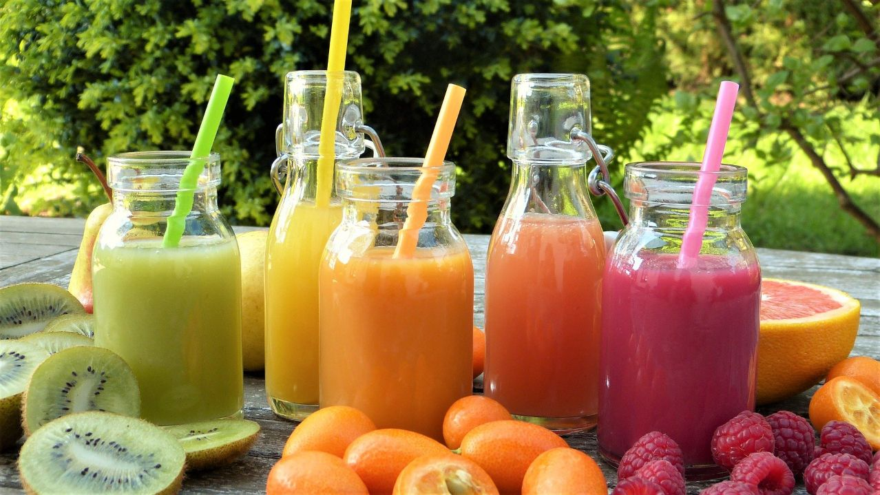 Seeking distributors of juices and canned food