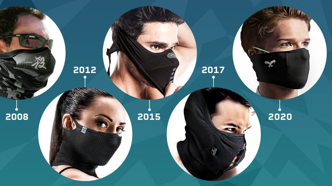 South Korean manufacturer of sports masks is looking for a brand distributor in USA