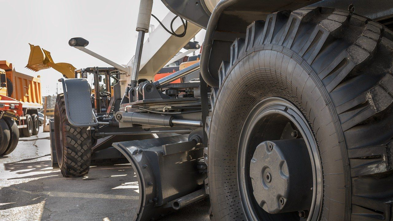Turkish producer of rubber spare parts for construction machines seeks distributors