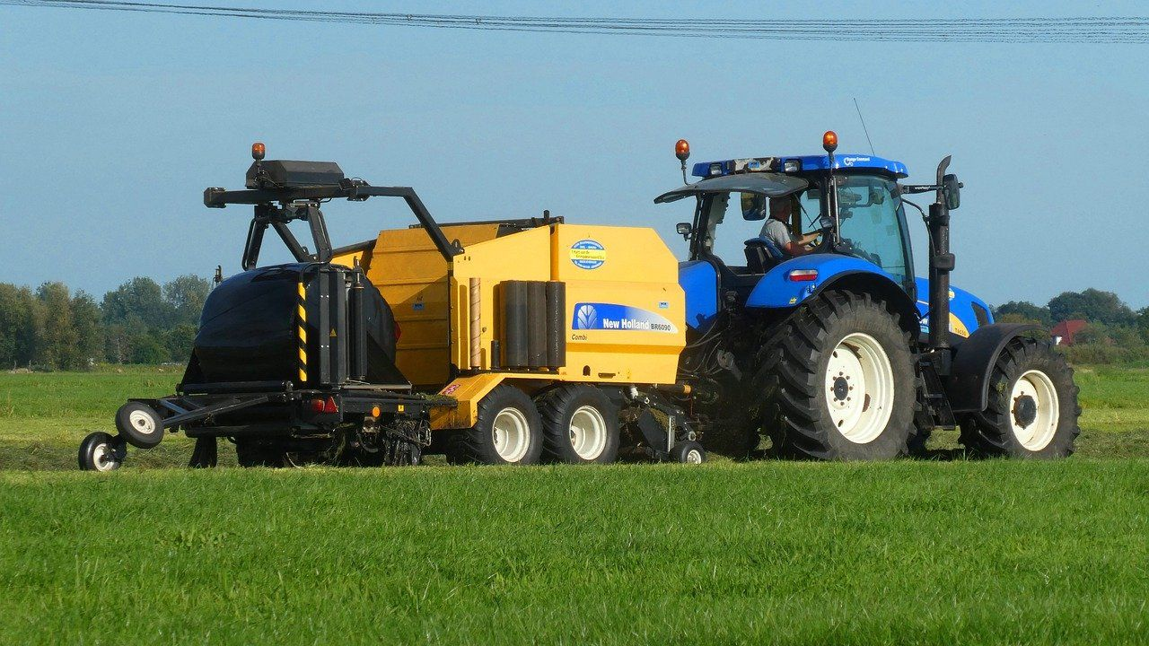 Manufacturer of agricultural machinery look for producers of steel profiles from Germany