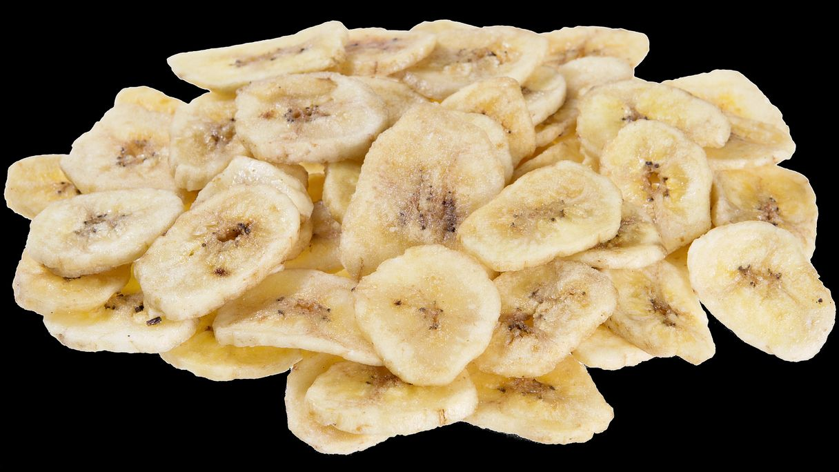 Portuguese snacks manufacturer seeking supplier of freeze-dried bananas