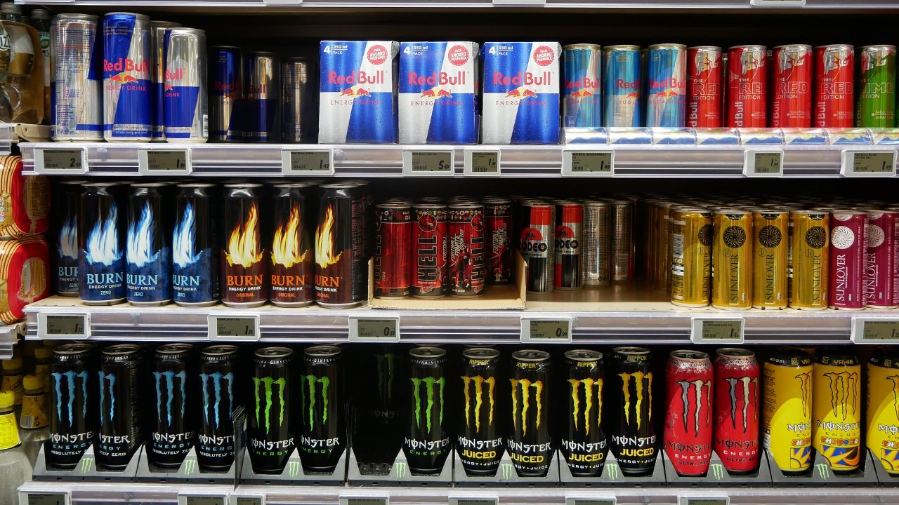Czech producer of sport and energy drinks is looking for distributors worldwide