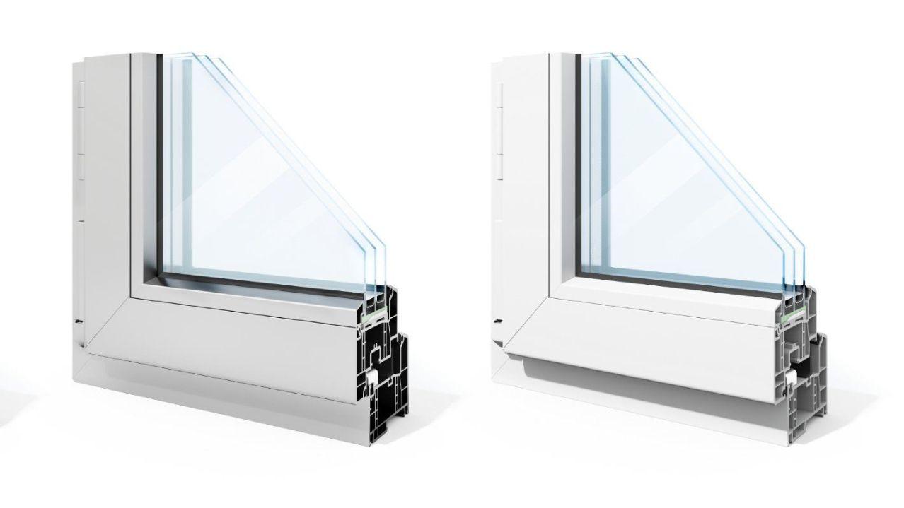 Offering polymerizing vinyl chloride windows, doors and aluminium constructions