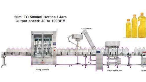 Manufacturing & exporting of advanced tablet liquid processing & liquid packaging types of machinery