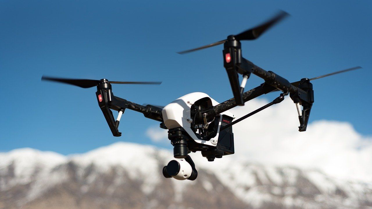 Polish specialist in aerial drones for energy offers its services as subcontractor
